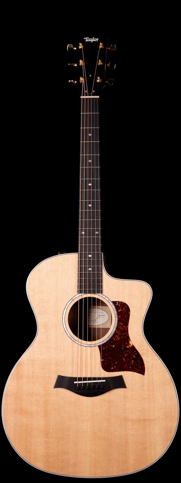 Taylor 214ce Black Limba Limited Edition Acoustic Electric