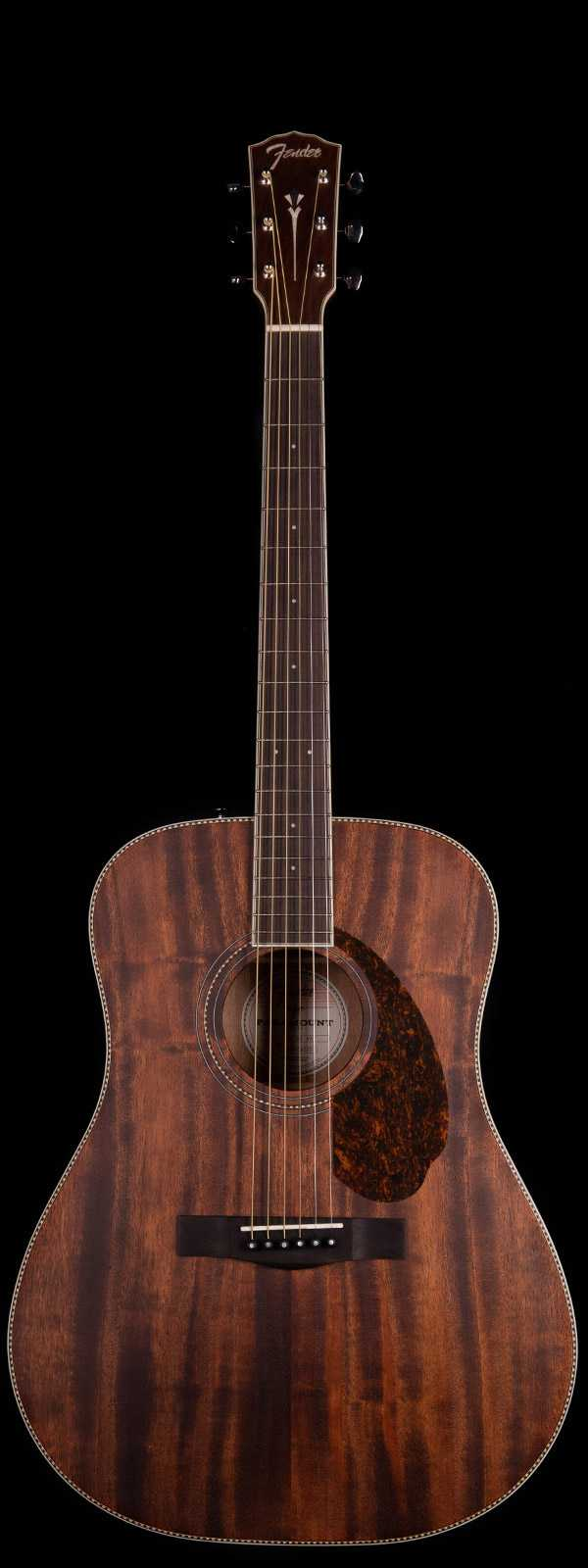Fender PM-1 Dreadnought All Mahogany NE