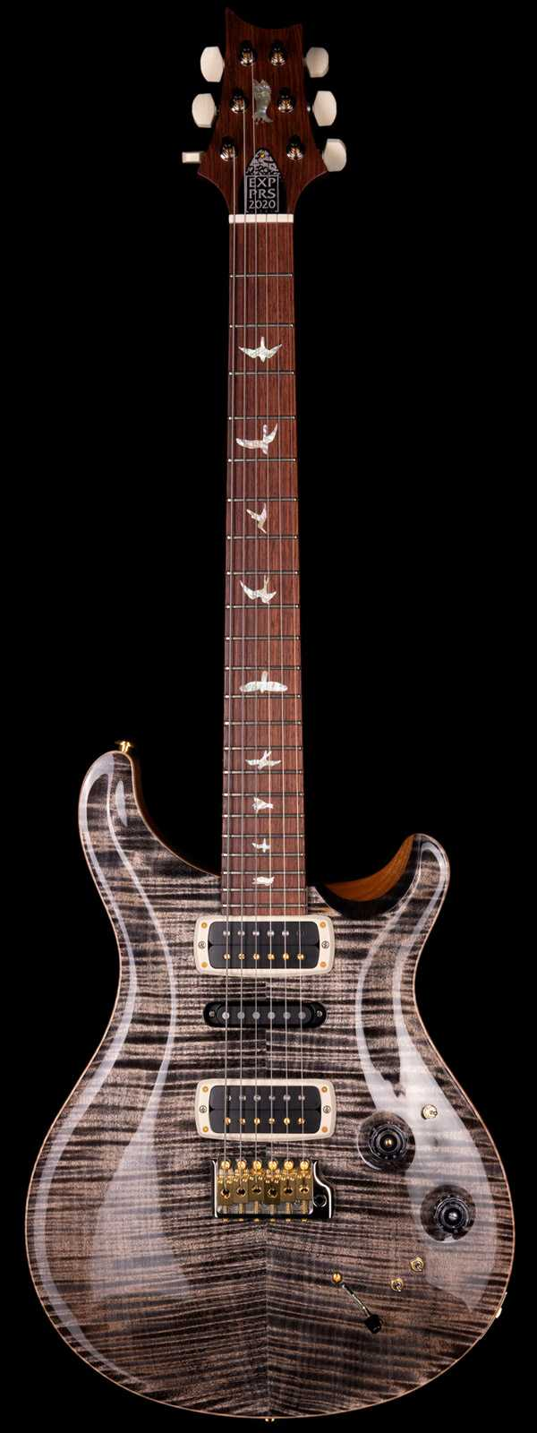 PRS Experience 2020 Modern Eagle V Ten Top Charcoal