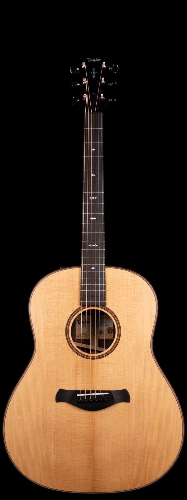 Taylor Builder's Edition 717e V-Class Natural
