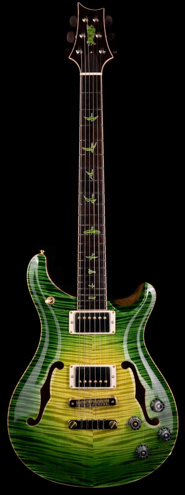 PRS Private Stock 8516 McCarty 594 Hollowbody II Jade Glow