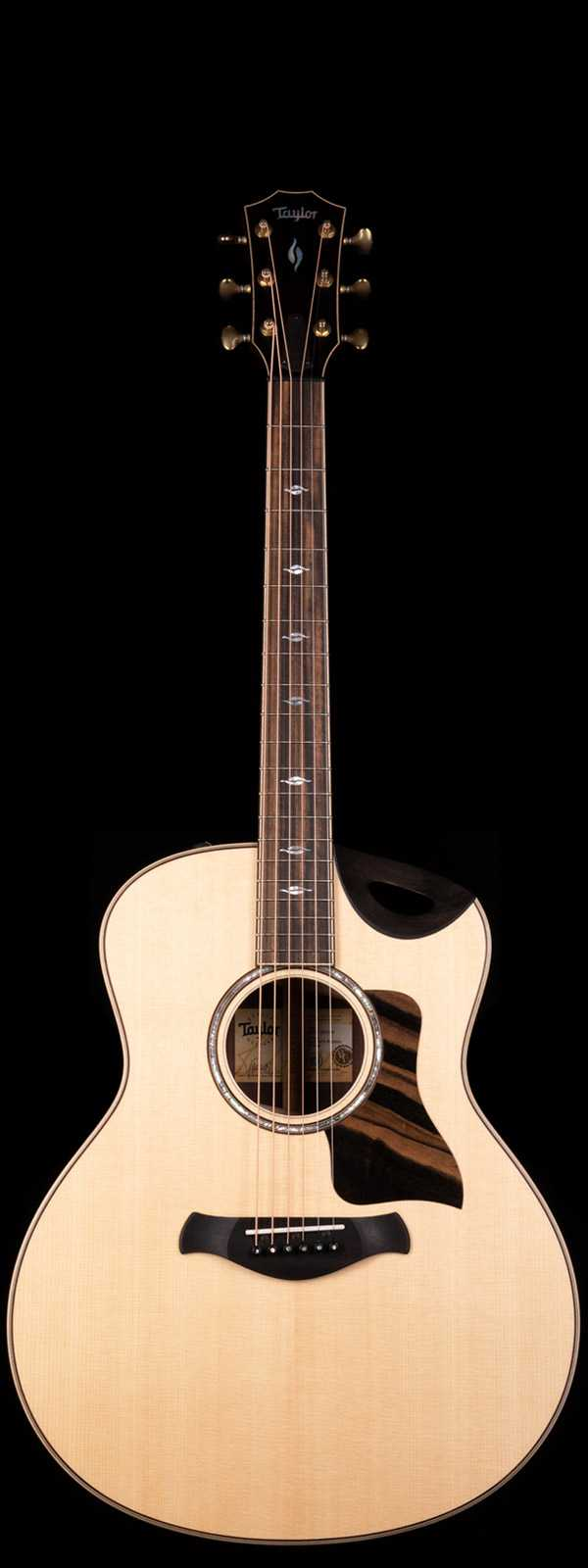 Taylor Builder's Edition 816ce with Soundport Cutaway