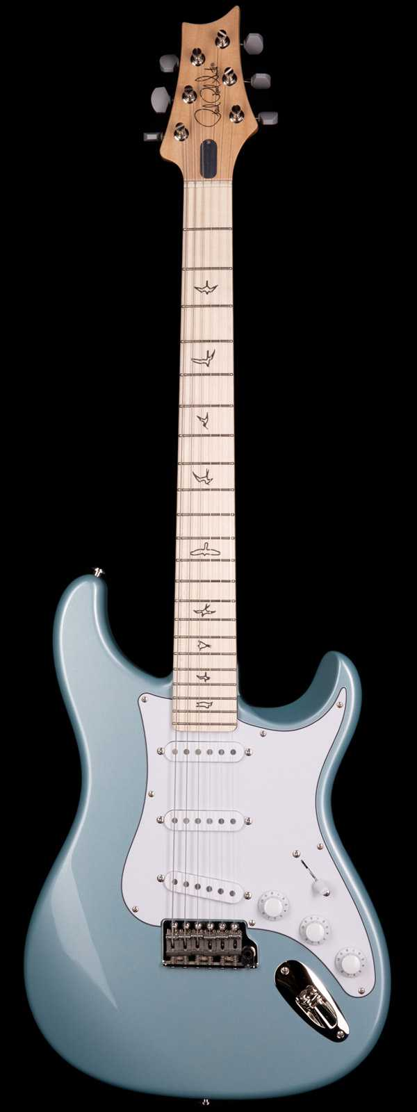 PRS John Mayer Silver Sky Maple Fretboard Polar Blue