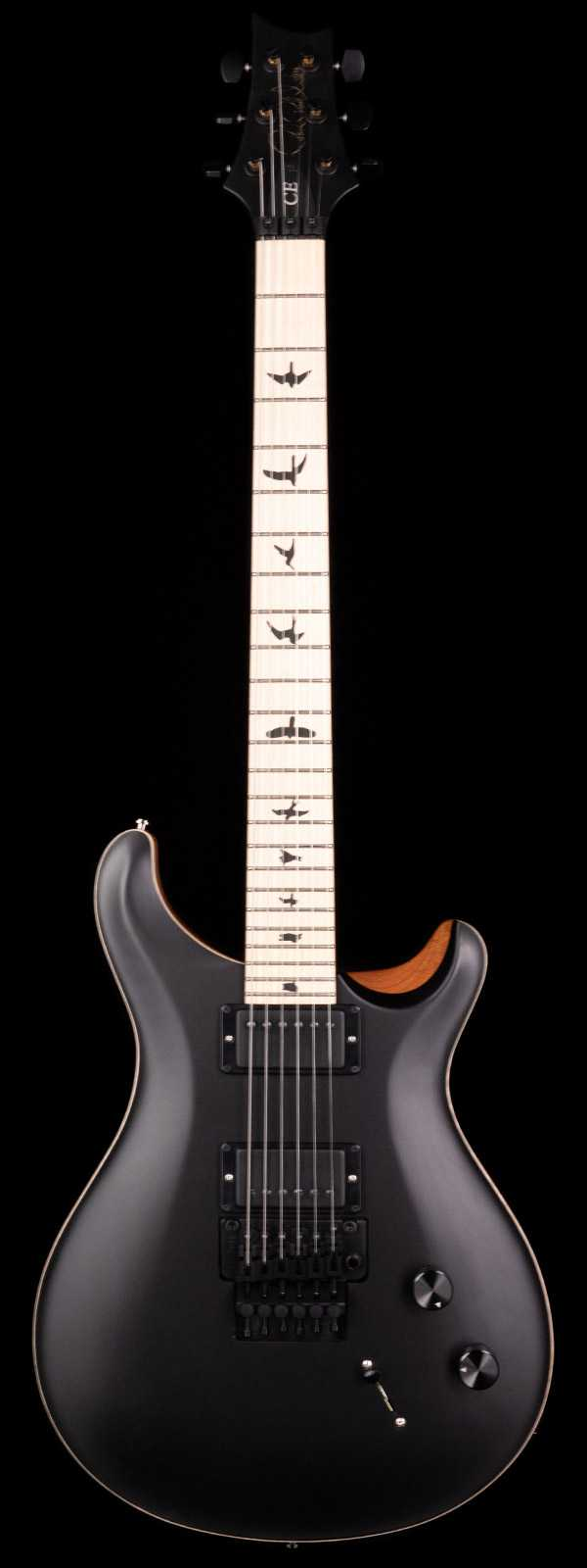 PRS Dustie Waring DW CE 24 Floyd Black Top