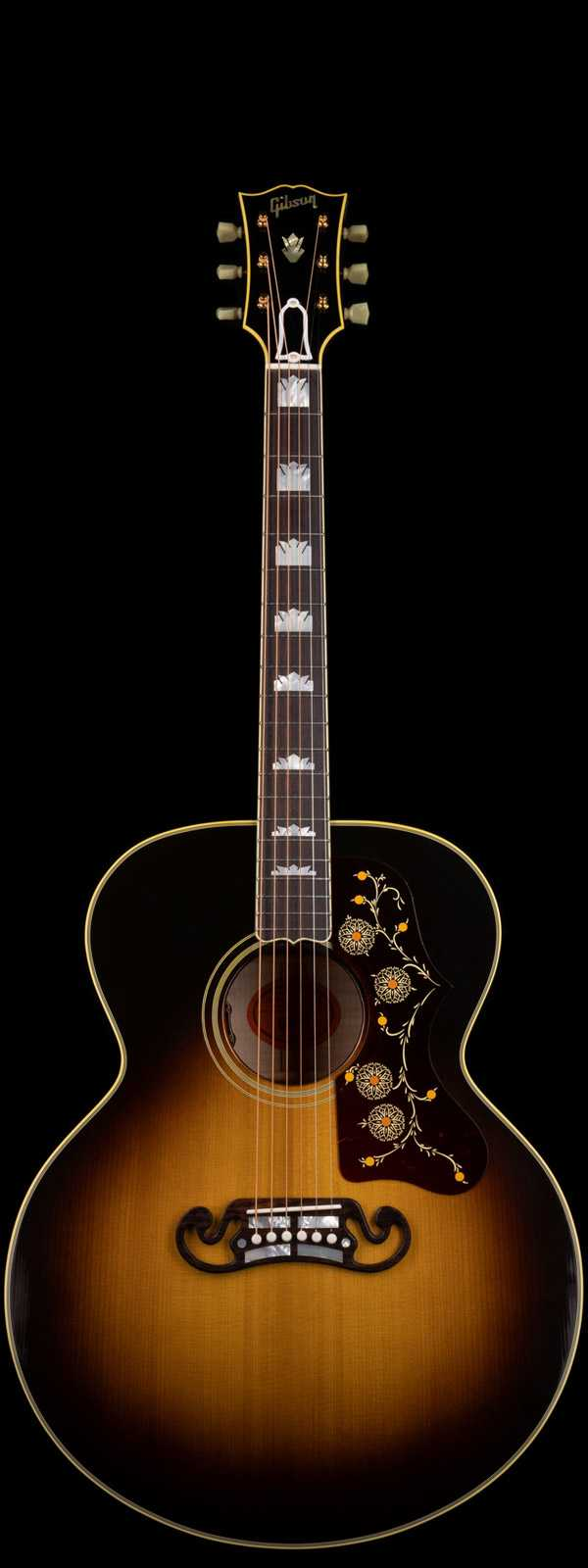 Gibson SJ-200 Original Acoustic Electric Vintage Sunburst