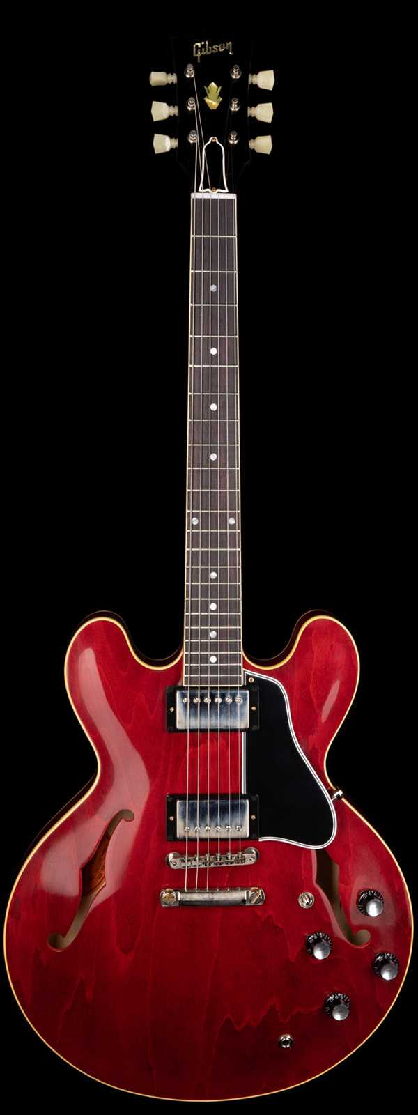 Gibson Custom Shop 1961 ES-335 Reissue VOS Sixties Cherry