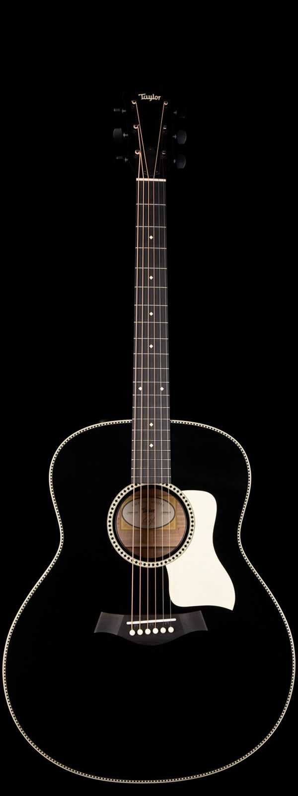 Taylor Grand Orchestra Catch 30 Acoustic Electric Black