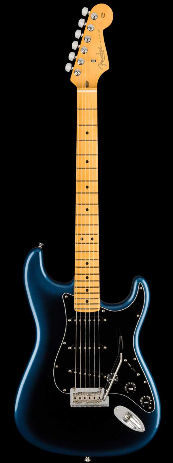 Fender American Professional II Stratocaster Maple Board Dark Night