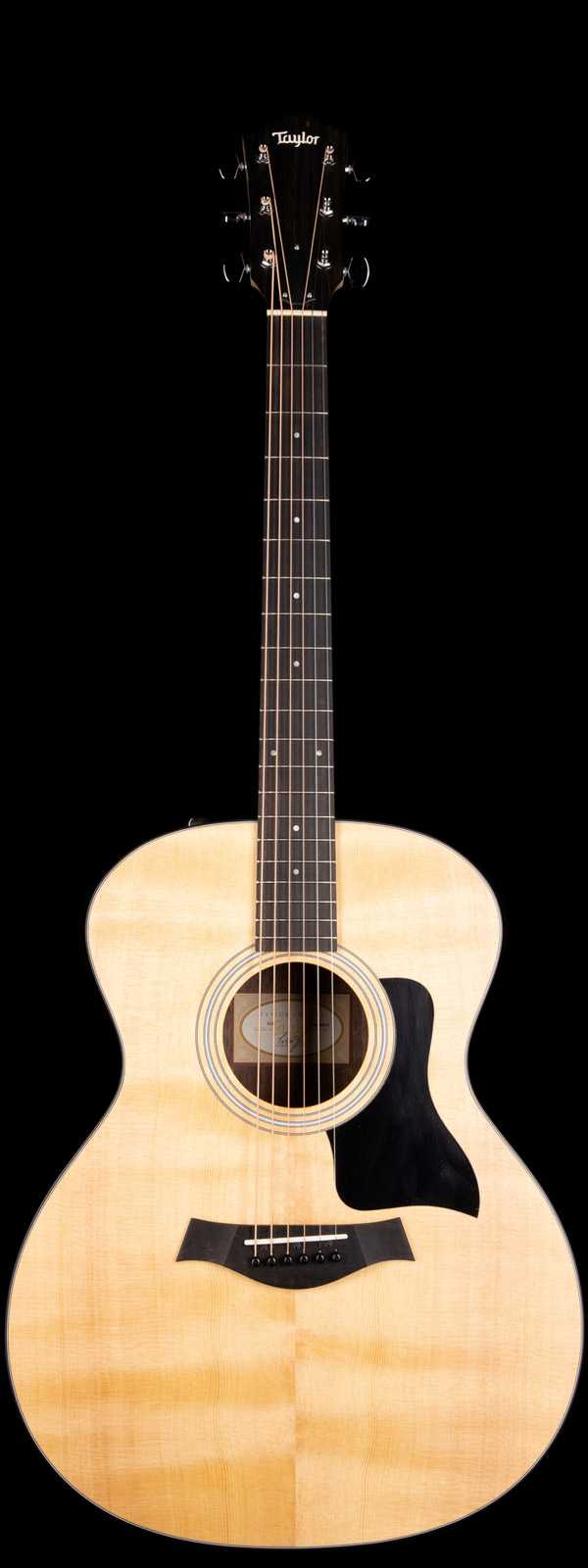 Taylor 114e Sitka Spruce Top Layered Walnut Back Natural Finish