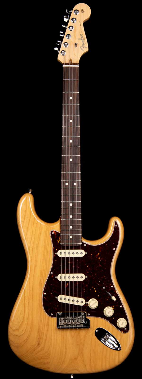 Fender Limited Edition Lightweight Ash American Professional Stratocaster 2019 Used