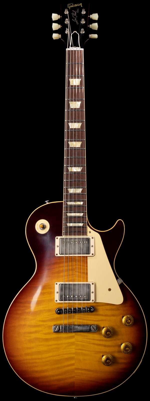Gibson Custom Shop 60th Anniversary 1959 Les Paul Standard VOS Southern Fade Used