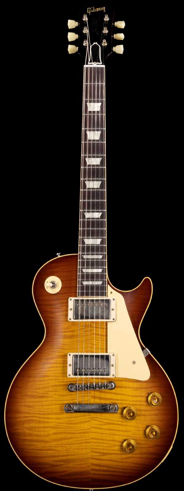 Gibson Custom Shop Made 2 Measure 1959 Reissue Les Paul Standard Dirty Lemon VOS