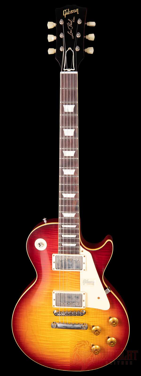 Gibson Custom Shop VOS 1959 Les Paul Standard Vintage Cherry Sunburst