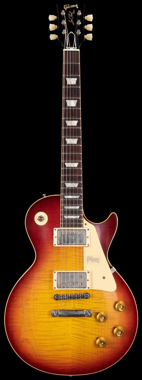 Gibson Custom Shop VOS 1959 Les Paul Standard Vintage Cherry Sunburst