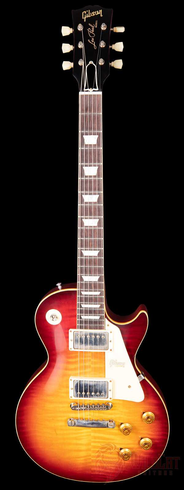 Gibson Custom Shop 1959 Les Paul Standard Vintage Cherry Sunburst VOS