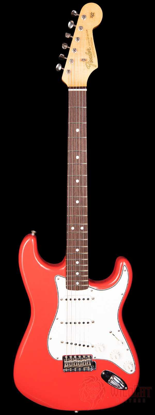 Fender Custom Shop 1965 Stratocaster Fiesta Red Journeyman Relic