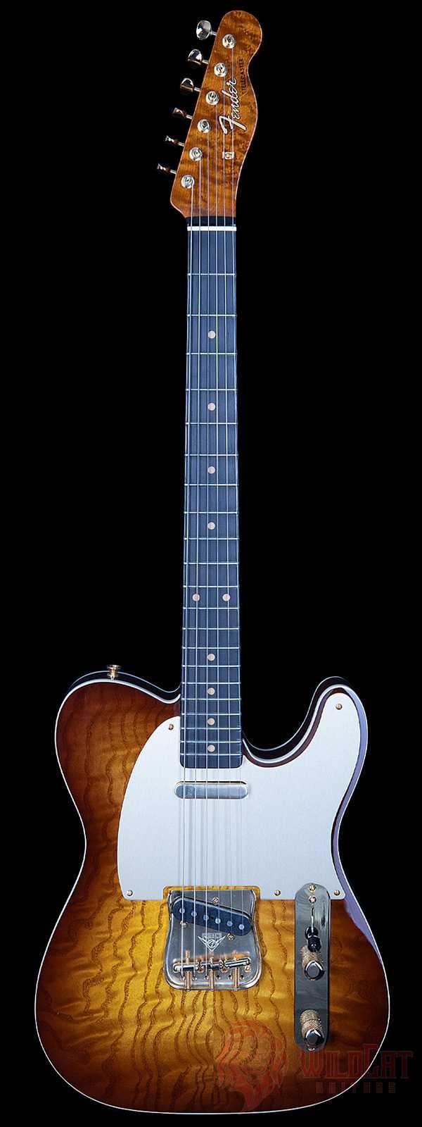 Fender Custom Shop Artisan Tamo Ash Telecaster NOS