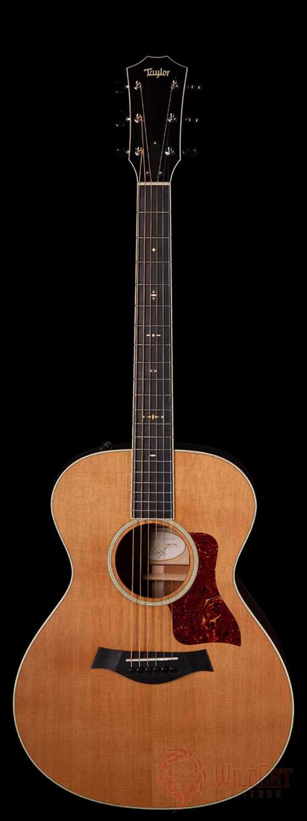Taylor 2013 512E Cedar with hardshell case Preowned