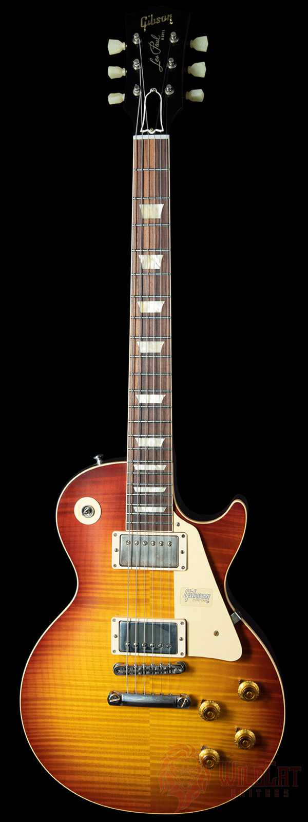 Gibson Custom Shop 60th Anniversary 1959 Les Paul Standard VOS Cherry TeaBurst