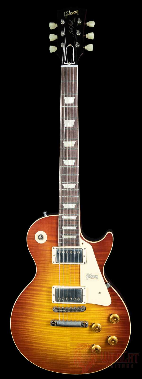 Gibson Custom Shop 60th Anniversary 1959 Les Paul Standard VOS Sunrise Tea Burst