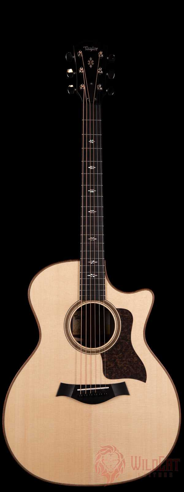 Taylor 714ce V-Class with Venetian Cutaway