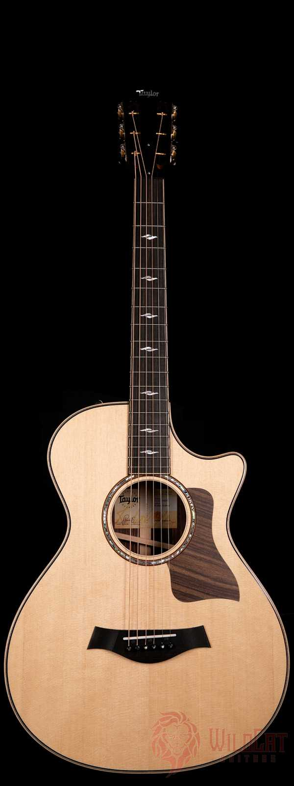 Taylor 812ce 12-Fret V-Class with Venetian Cutaway