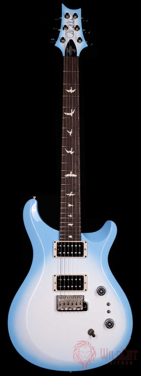 PRS 35th Anniversary S2 Custom 24 Cloud Burst Limited Edition