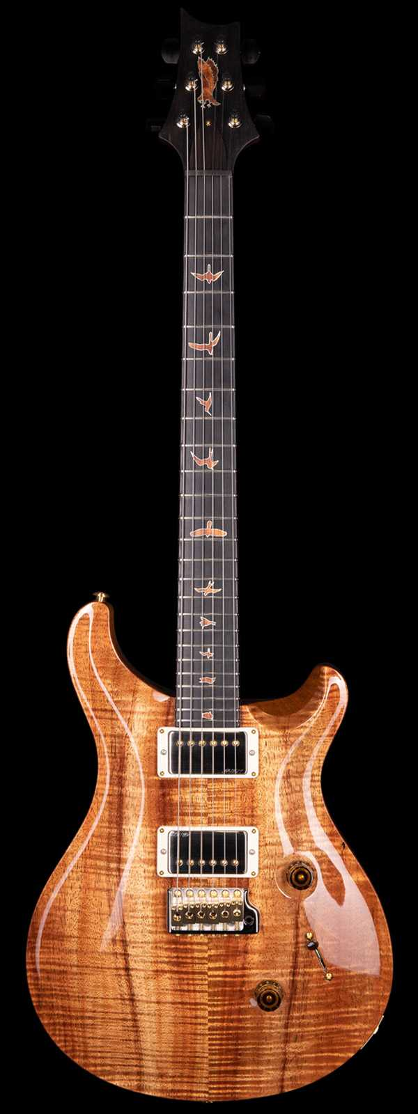 PRS Private Stock 8509 Custom 24 Natural Koa Top Ebony Fretboard