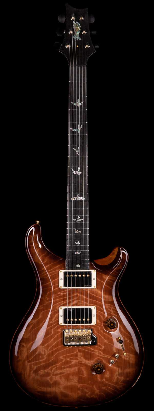 PRS Private Stock 8512 Custom 24-08 Roasted Quilt Maple Top