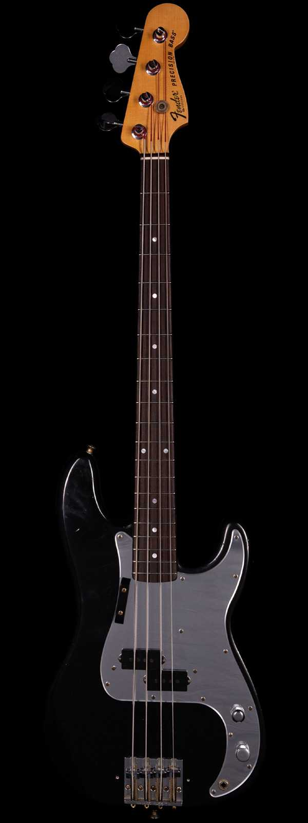 Fender Custom Shop Masterbuilt John Cruz Limited Edition Phil Lynott Precision Bass