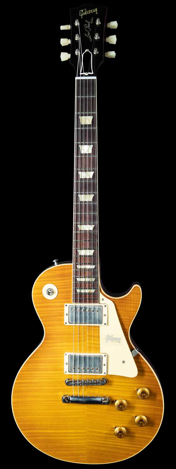 Gibson Custom Shop 60th Anniversary 1959 Les Paul Standard VOS Dirty Lemon