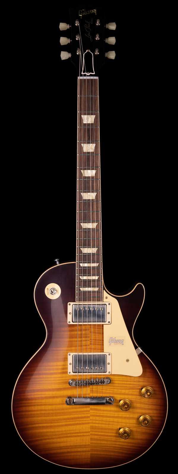 Gibson Custom Shop 60th Anniversary 1959 Les Paul Standard VOS Kindred Burst