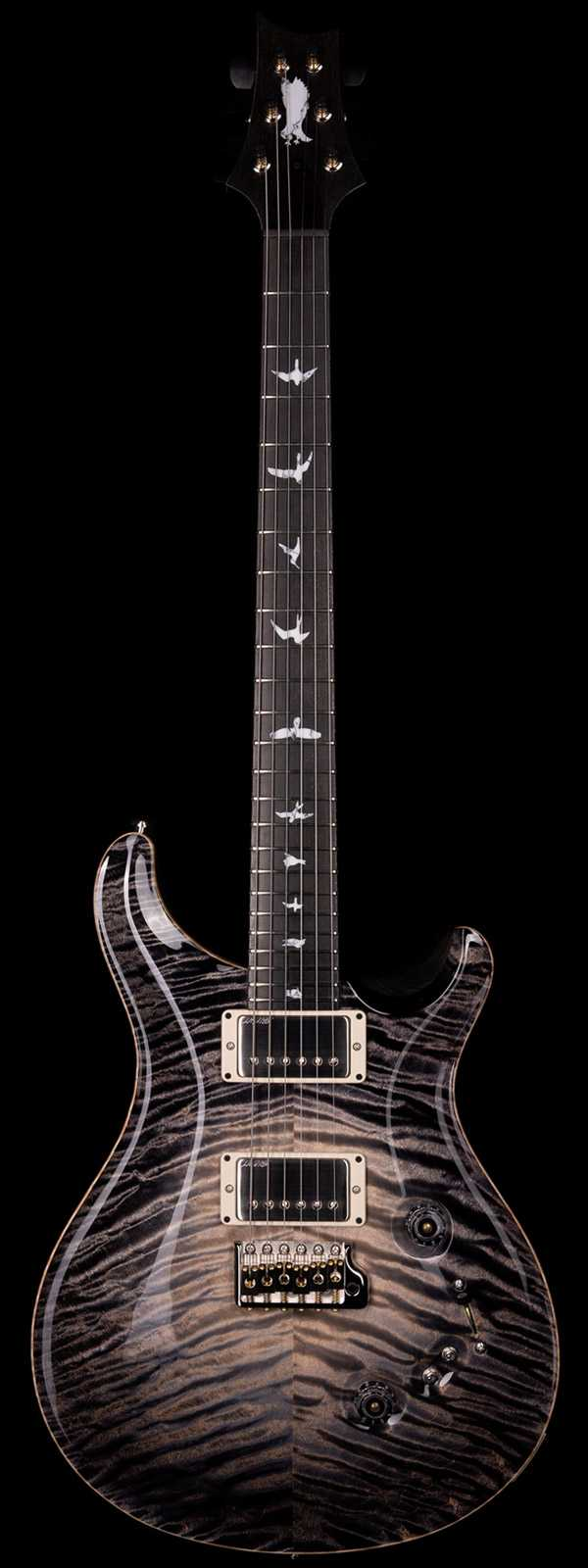 PRS Private Stock 8513 Custom 2408 Flame Maple Top Frostbite Glow